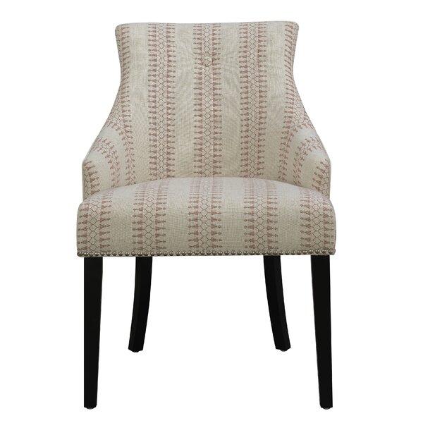 Precita Button Back Side Chair by Loon Peak Loon Peak®