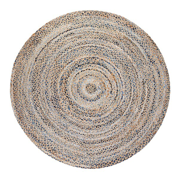 Bernard Hand-Woven Jute Area Rug by Birch Lane™
