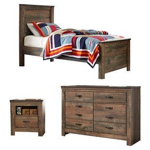 Compare & Buy Tyrel Captain's Configurable Bedroom Set ByViv + Rae