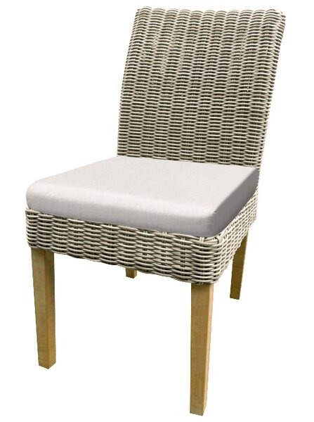 Carlisle Patio Dining Chair with Cushion by Forever Patio