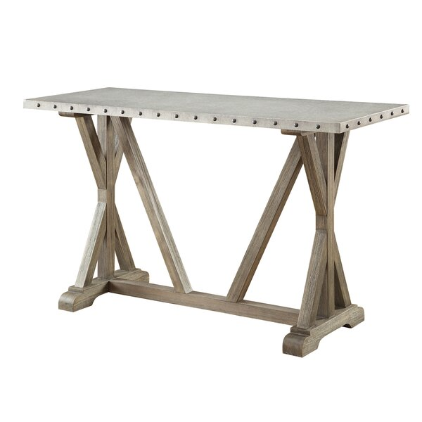 Paterson Occasional Console Table by Gracie Oaks