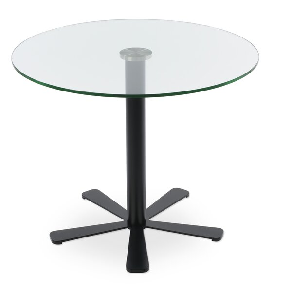 Slivno Glass Dining Table by Comm Office
