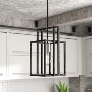 Bargain Jefferson 1-Light Geometric Pendant By Trent Austin Design
