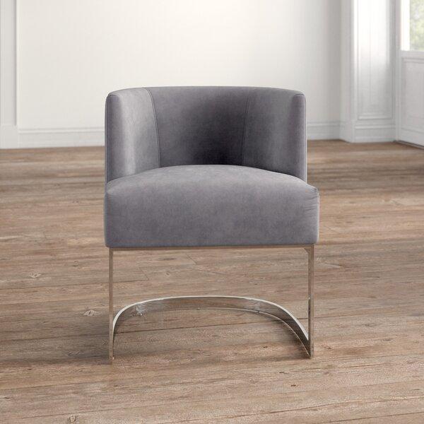 Creeves Barrel Chair by Mercer41 Mercer41