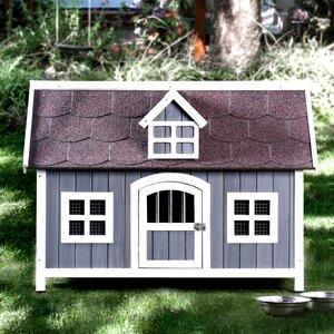 Safra Contemporary Dog House
