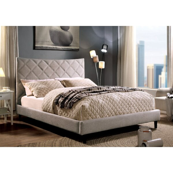 Itasca Upholstered Standard Bed by Ivy Bronx