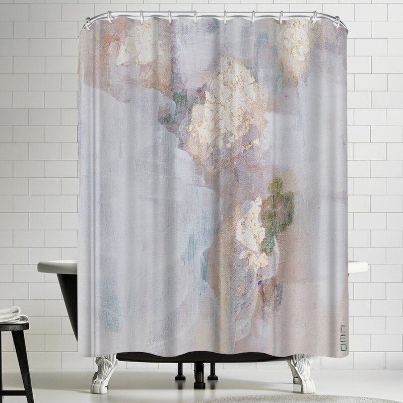 Christine Olmstead Focus Mini Shower Curtain