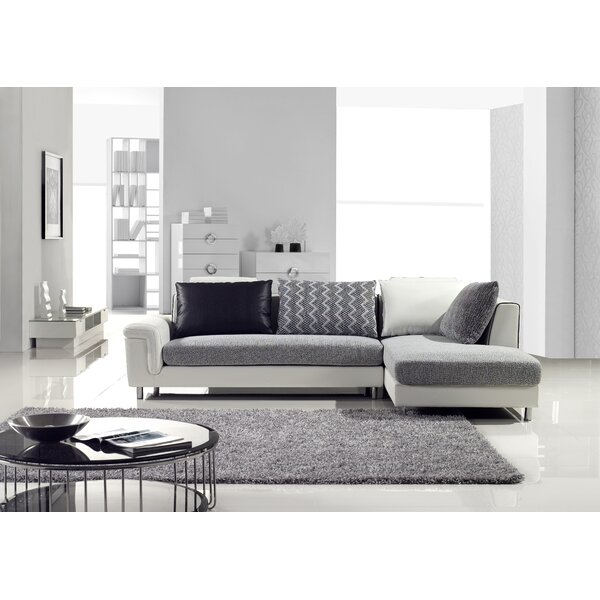 Axis Right Hand Facing Sectional By Hokku Designs