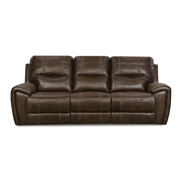 Nice And Beautiful Heinen Reclining Sofa by Alcott Hill by Alcott Hill