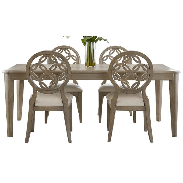 5 Piece Dining Set by One Allium Way One Allium Way