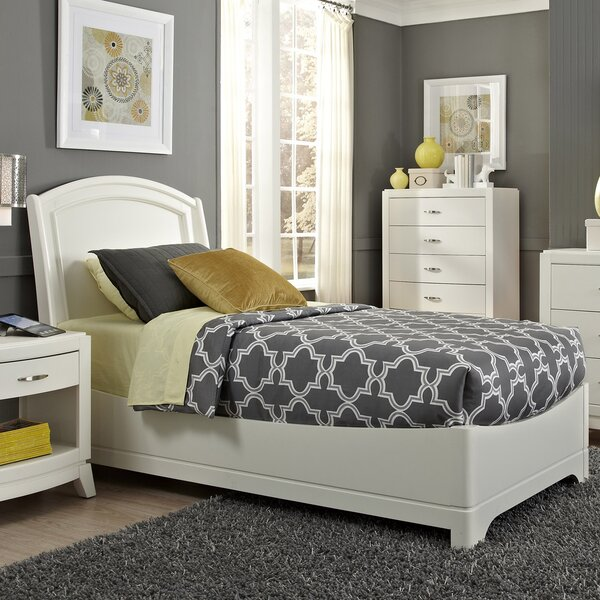 Loveryk Panel Bed by Darby Home Co