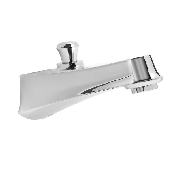 Wyeth  Handle Wall Mounted Tub Spout Trim with Diverter by Toto Toto