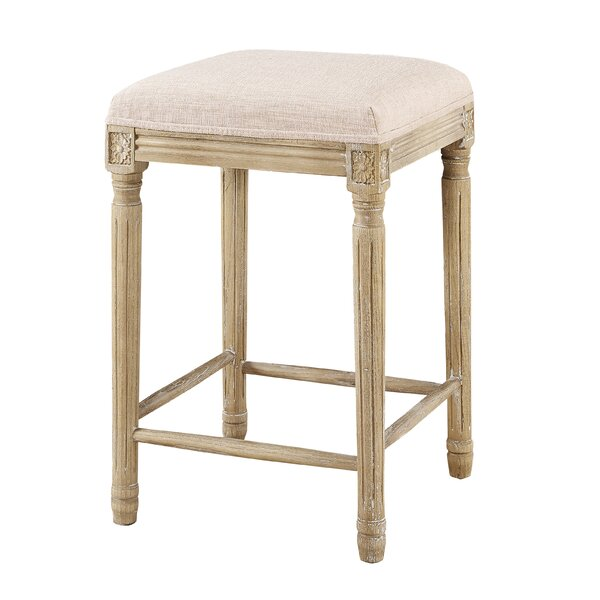 Roberval Backless 25.2 Bar Stool by One Allium Way