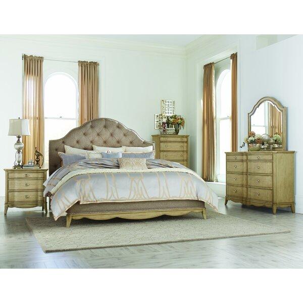Pogson Platform Configurable Bedroom Set by One Allium Way