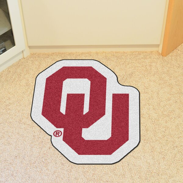 NCAA University of Oklahoma Mascot Mat by FANMATS