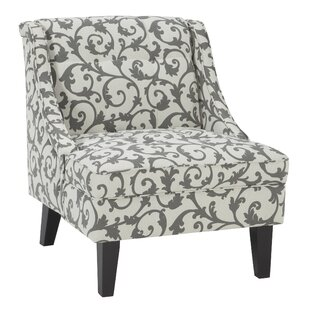 Coupon Eleanora Slipper Chair By Alcott Hill