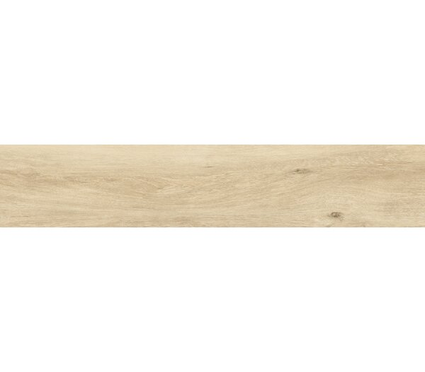 Atelier 9 x 48 Porcelain Wood Look Tile in Natural by Tesoro