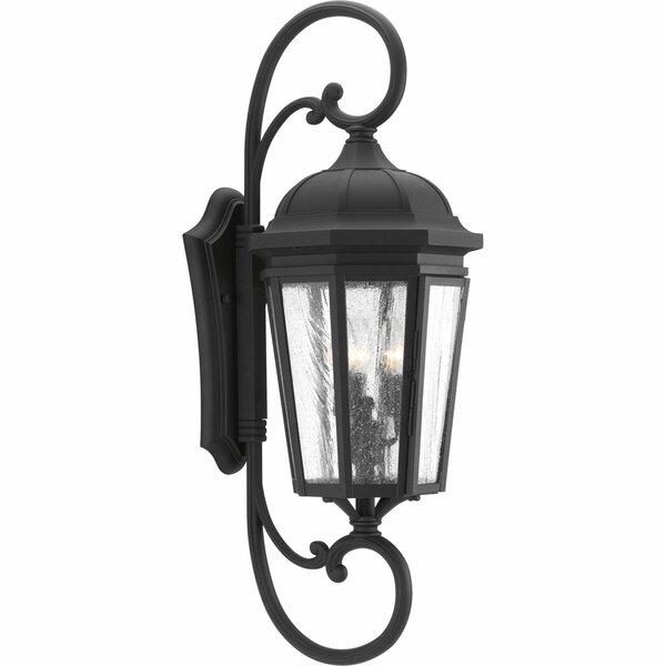 Edgewater 3-Light Outdoor Wall Lantern by Alcott Hill