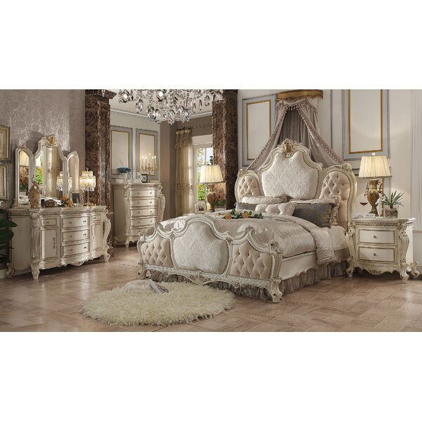 Curcio Standard Configurable Bedroom Set by Astoria Grand
