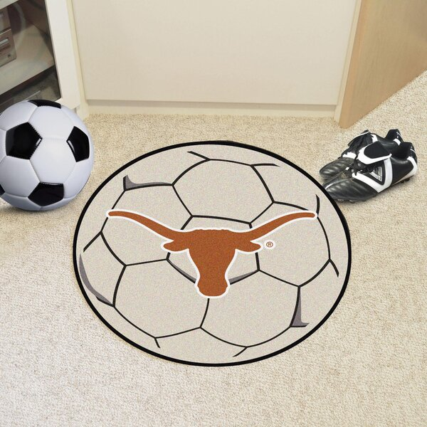 NCAA University of Texas Soccer Ball by FANMATS