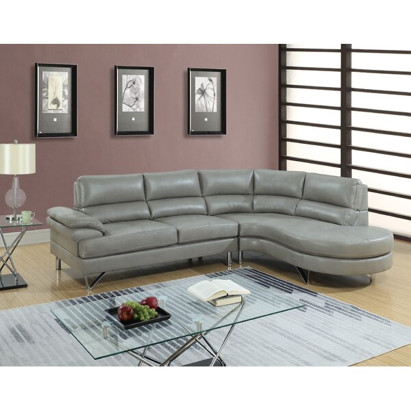 Tabares Right Hand Facing Sectional By Orren Ellis
