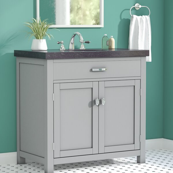 Marielle 35 Single Bathroom Vanity Set by Zipcode
