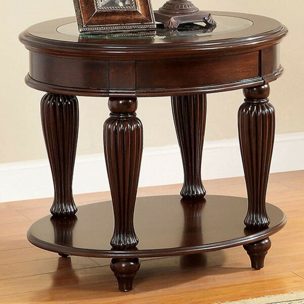 Nistler End Table By Astoria Grand
