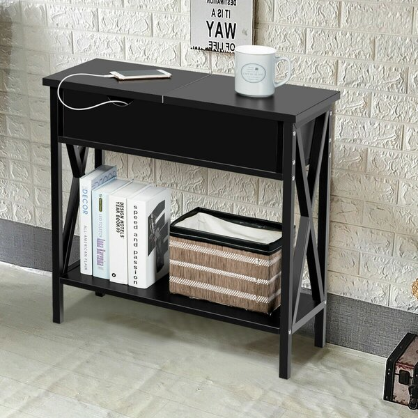 Affordable Price Piland 24 Console Table by Red Barrel Studio