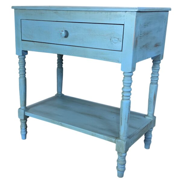 Nicole End Table by Breakwater Bay