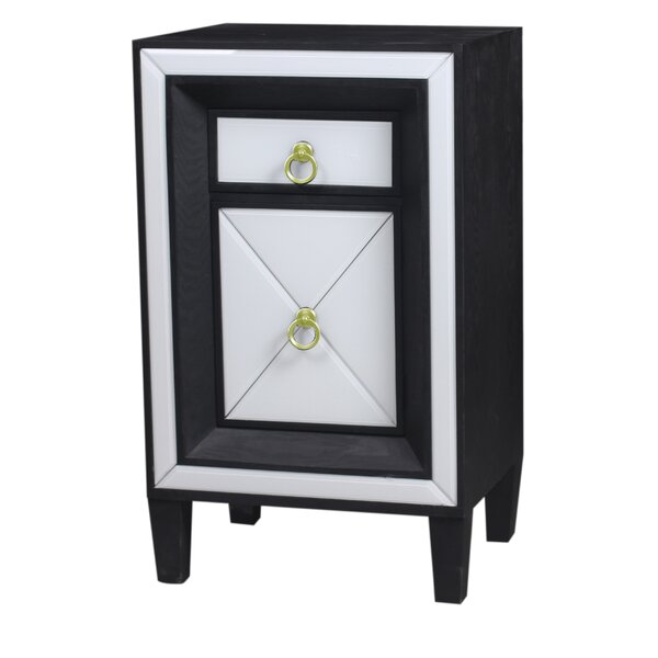 Beverly Drawer Nightstand by Statements by J