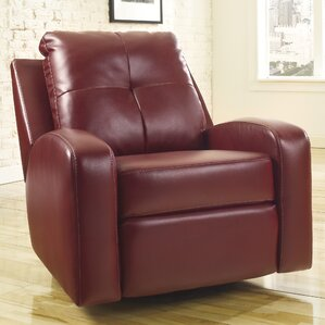 Hellerton Swivel Recliner by Signature Design by Ashley