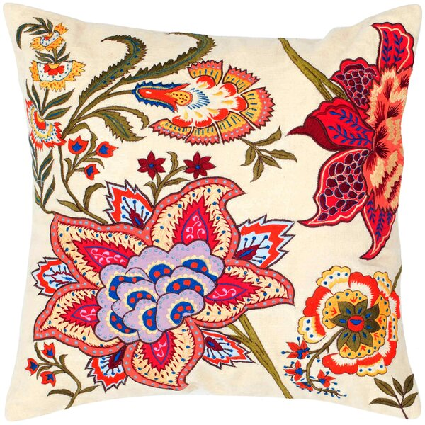 Charline  Cotton Throw Pillow by Wildon Home ®
