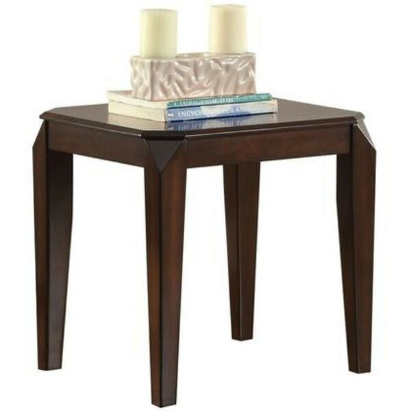 Amy Wooden End Table By Alcott Hill Modern
