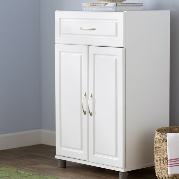Scholl Combination 1 Drawer Accent Cabinet by Red Barrel Studio