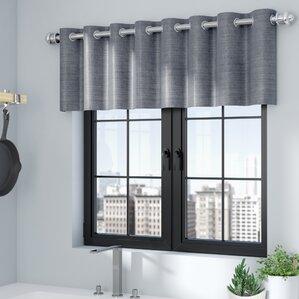 valances for living room. Vaughn Blackout Curtain Valance Living Room Valances  Wayfair
