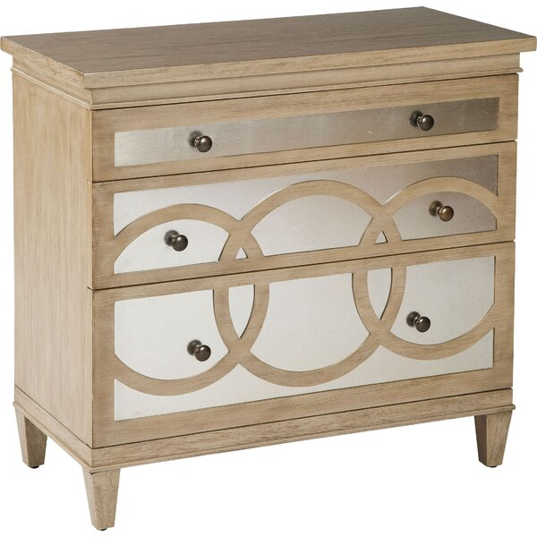 Genesis 3 Drawer Chest by Fairfield Chair