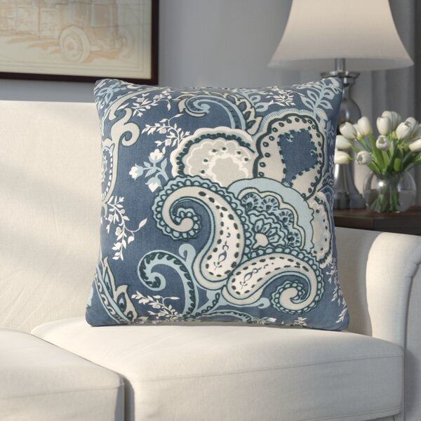 Chafin Cotton Throw Pillow by Alcott Hill