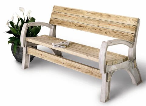 Any Size Bench Chair Kit by Hopkins