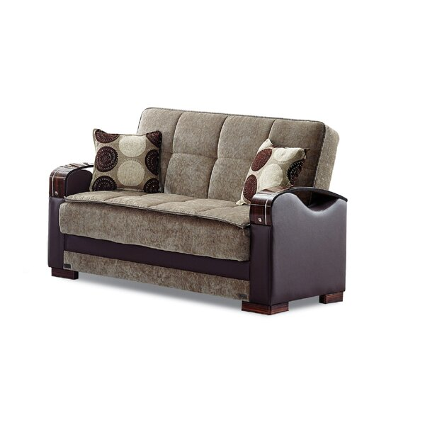 Rochester Chesterfield Loveseat by Beyan Signature