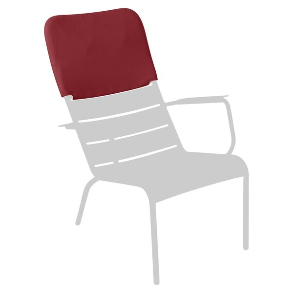 Luxembourg Headrest Patio Chair by Fermob