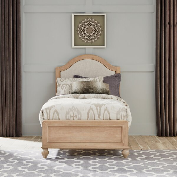 Romford Upholstered Standard Bed by Three Posts