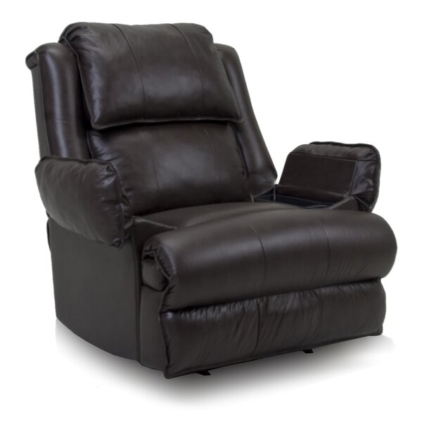 Douglas Manual Rocker Recliner by Franklin