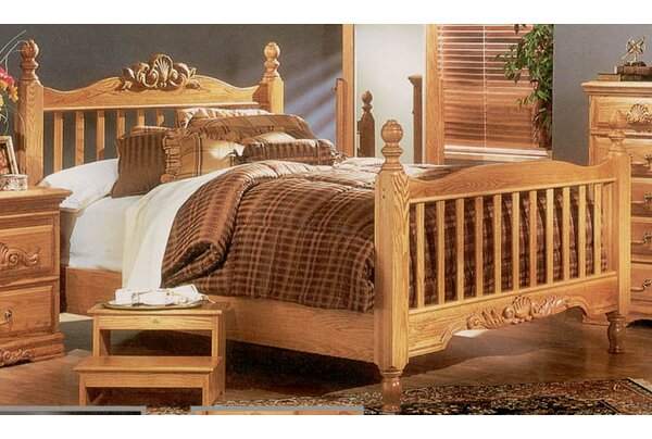 Lucie Panel Bed by August Grove