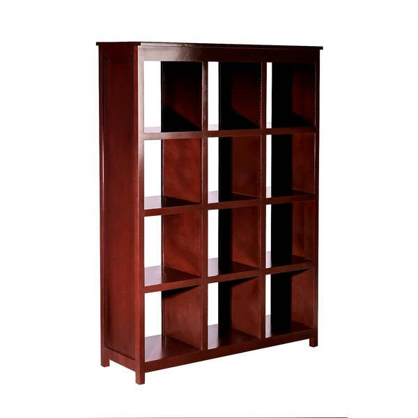 Mcnamara Alder Display Cube Unit Bookcase by Loon Peak