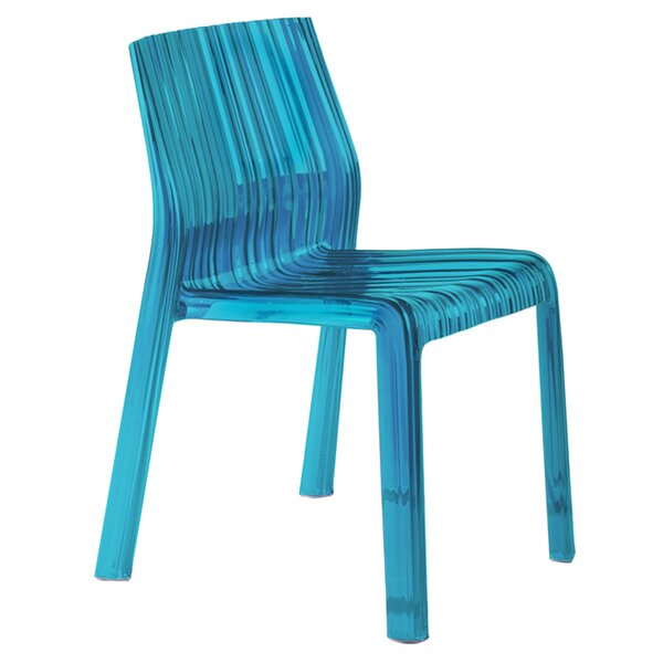 Kartell Ghost Stacking Side Chair (Set Of 2) By Kartell