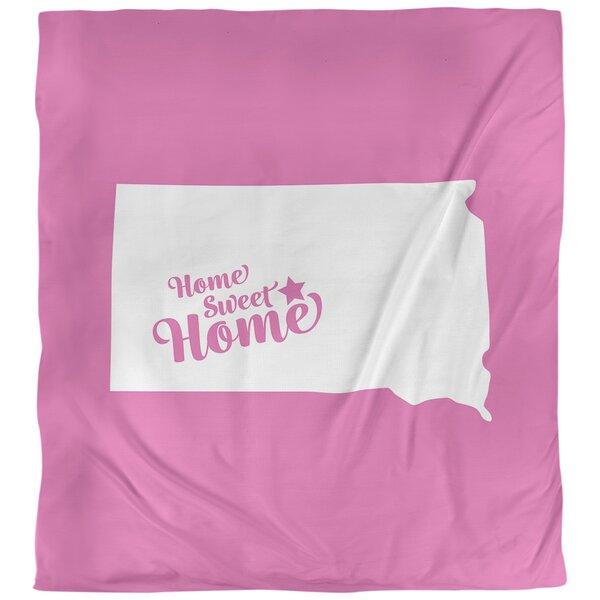 Home Sweet Pierre Single Reversible Duvet Cover