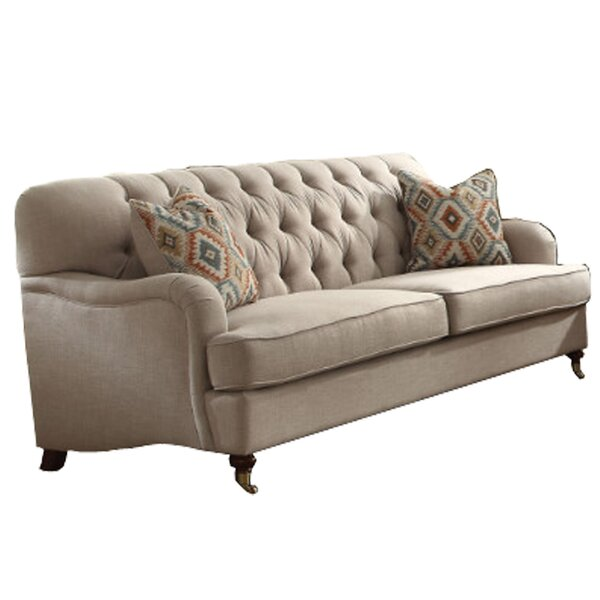 Rosinski Fabric Sofa by Charlton Home