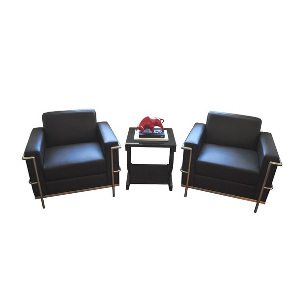 Caslin Armchair (Set of 2) by Orren Ellis