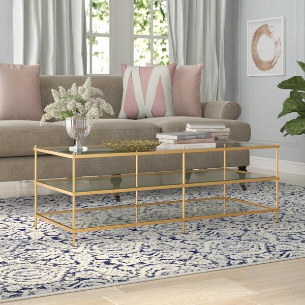 Aloysius 3 Piece Coffee Table Set By Willa Arlo Interiors