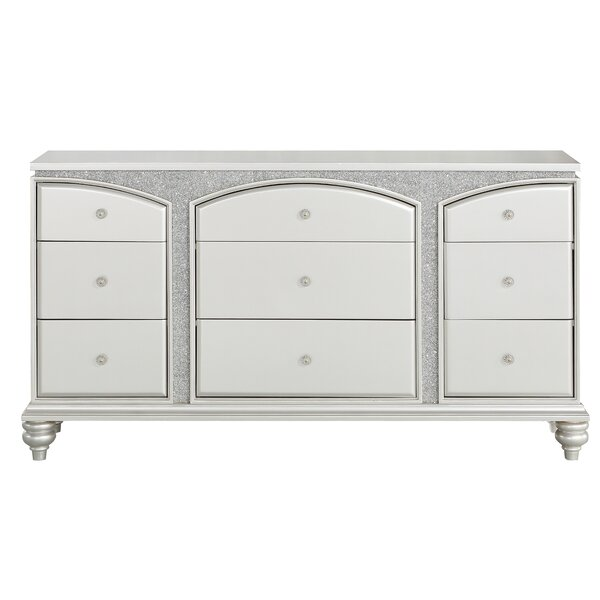 Dorland 9 Drawer Dresser by House of Hampton